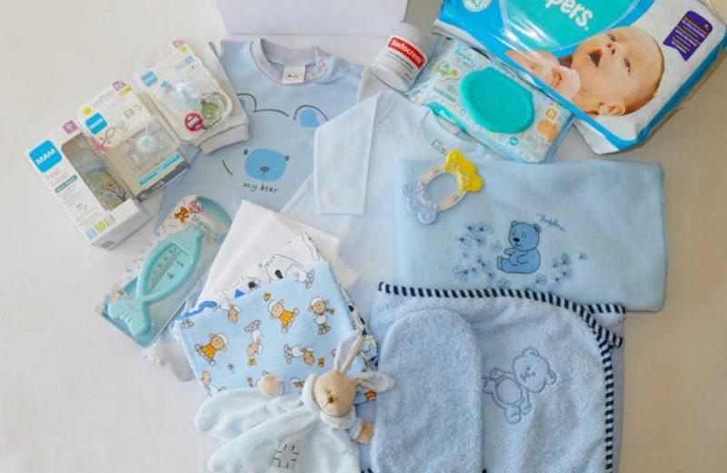 Fiús babaváró csomagok